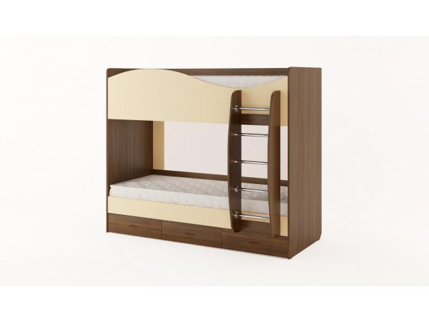 Кровать 2-х ярусная с ящиками (КР-05)