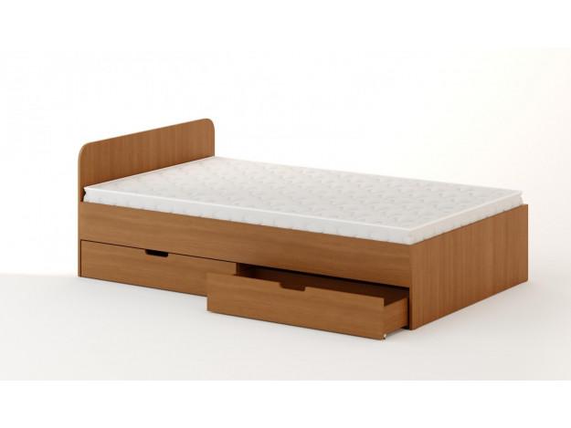 Кровать с ящиками (0.9/1.2м)