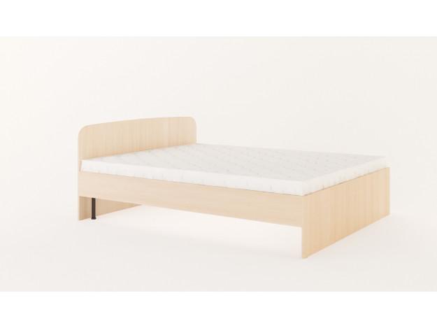 Кровать с ортопедическим основанием (1.2/1.4/1.6м)