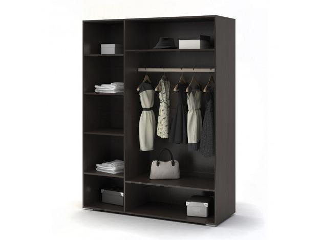 Модуль 4 - Шкаф 3-створчатый схема
