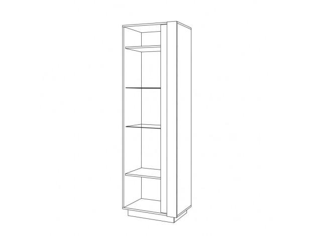 Модуль 4 - Арчи Шкаф - витрина 03.263. схема