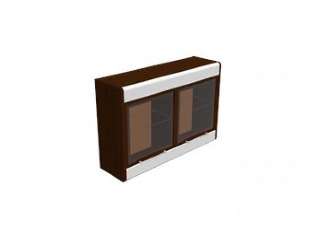 Модуль 7 (шкаф подвесной 2х дверный)