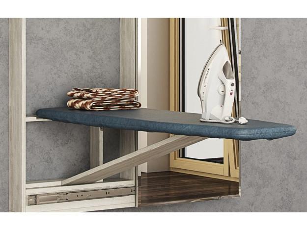 Гладильная доска «Смарт» купе с зеркалом лоредо