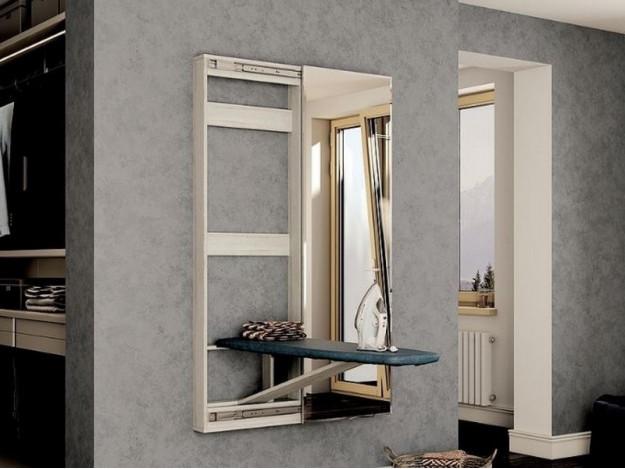 Гладильная доска «Смарт» купе с зеркалом