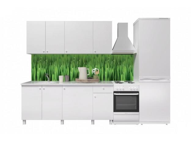Кухонный гарнитур POINT-180 Фасад Белый