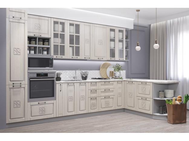 Кухня «Тито» (3.0м)(модульная)