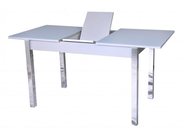 Стол раздвижной «Гала-17» (стекло)