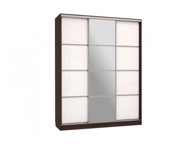 Бассо Венге Тип 2 крем.зеркало