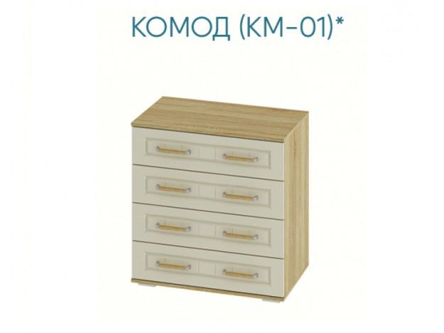 Модуль 7 «Маркиза» Комод КМ-01