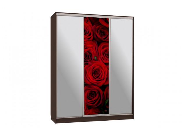бассо тип 9 розы 2 венге