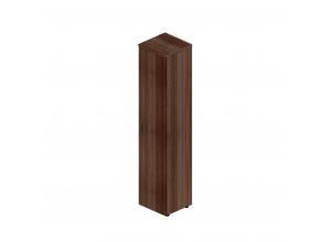 Шкаф закрытый узкий А-17 (Агат)
