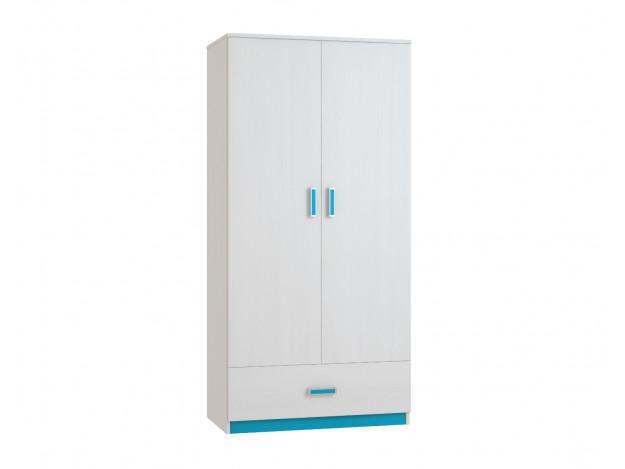 Модуль 6 -Шкаф 2-х створчатый с ящиком