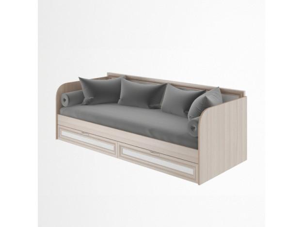 Модуль 23 Кровать с ящиками 800*2000
