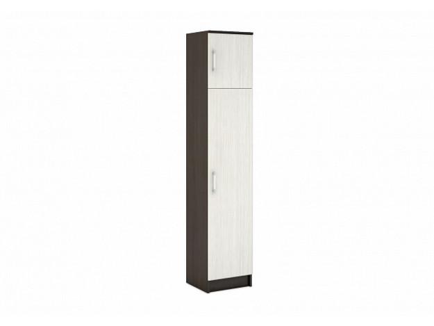 Шкаф одностворчатый бельевой МС ШК-101