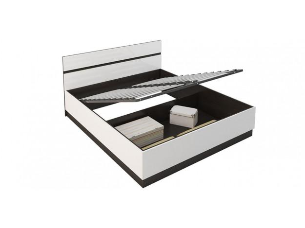 """Кровать """"Вегас""""(ортопедическое основание)(1.6 м)(Горизонт)"""