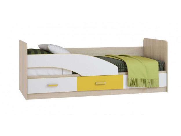 Модуль 1  Кровать с ящиками