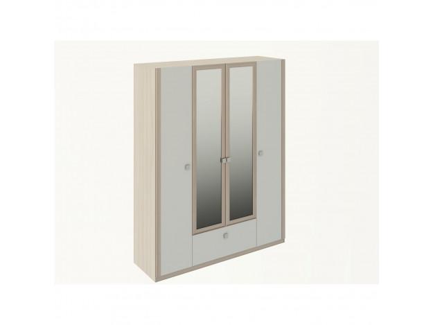 Шкаф 4х створчатый «Глэдис» (М 24)