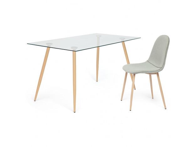 Стол SOPHIA (стекло)