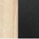 Чёрный муар - Дуб сонома