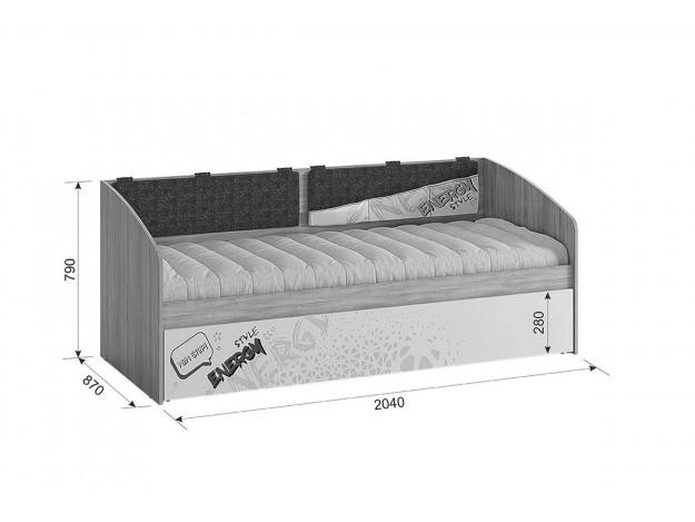 Кровать Энерджи схема