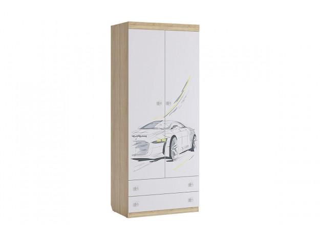 Шкаф комбинированный (с ящ., 2-ств) Форсаж