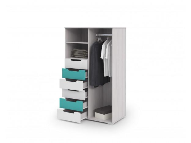 Комод-шкаф Миа КМ 053  модуль 6