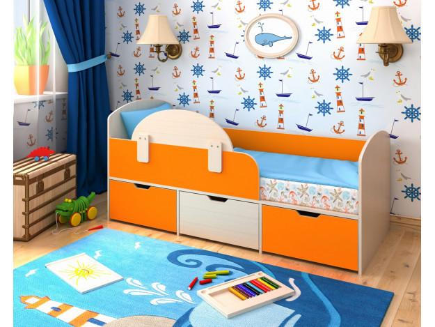 """Кровать """"Малыш-мини"""" (70х160см)"""
