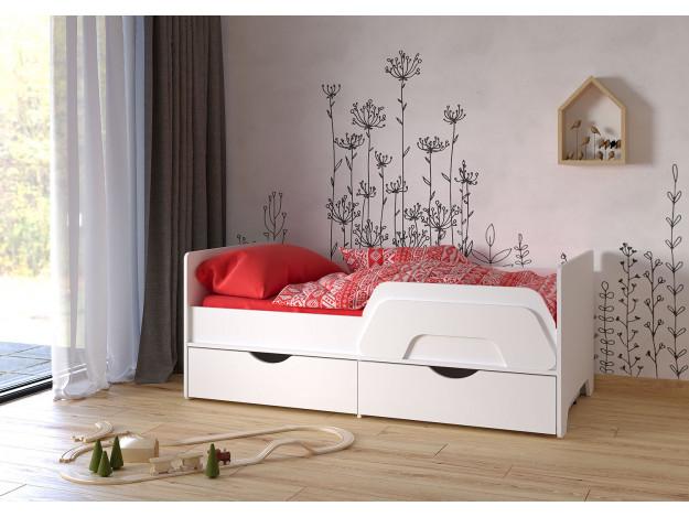 """Детская кровать """"УНА""""  11.22"""
