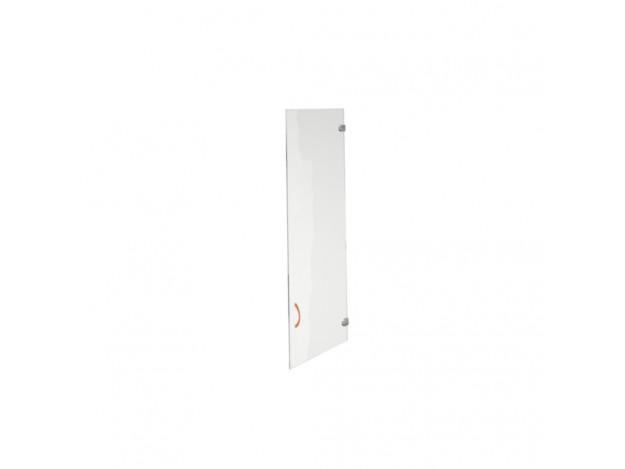 Дверь стеклянная А-01.1 (Агат) (для узкого шкафа)