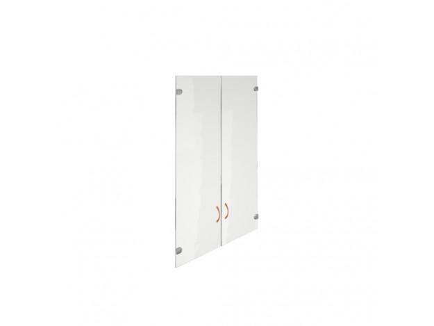 Двери стеклянные А-01.2 (Агат)