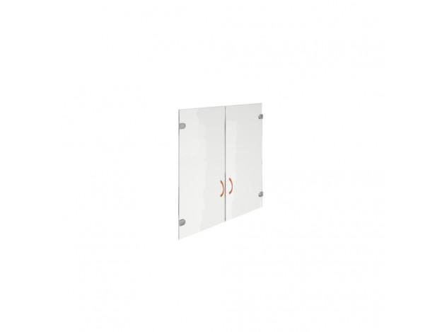Двери стеклянные А-02.2 (Агат)