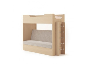 Кровать-диван 2-х ярусная