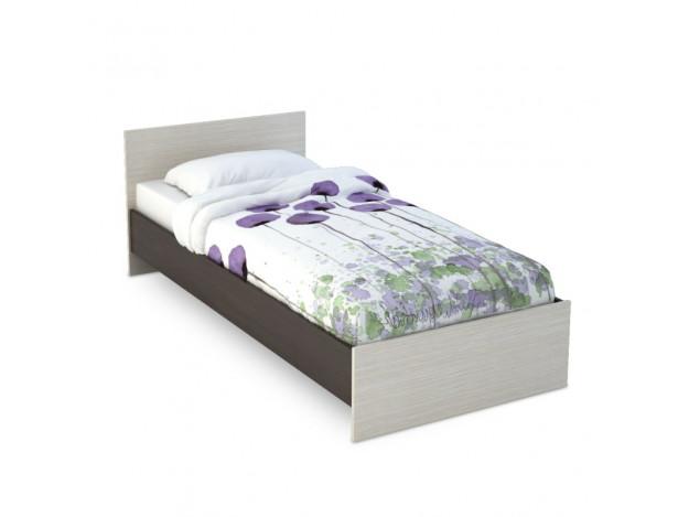 """Кровать 1-спальная """"Бася"""" 0.8/0.9"""