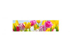 Декоративная панель AG -04 (Тюльпаны)