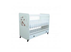 Кроватка детская «Барни»