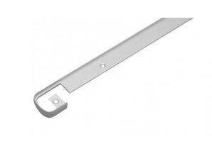 Планка соединительная Т-образная матовая 28-40 мм