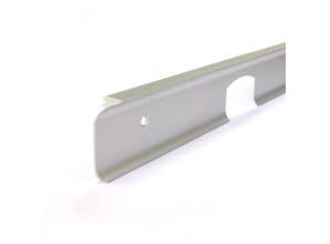 Планка соединительная угловая матовая 28-40 мм