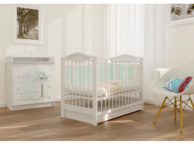 Детская кроватка «Сказка»