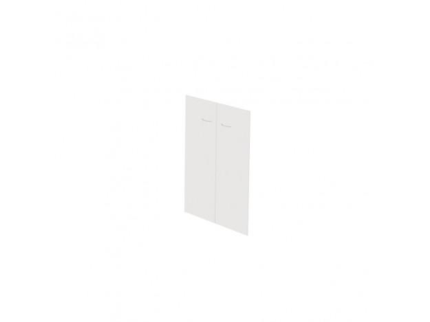 Двери стеклянные Work W-02.2 (для среднего стеллажа)