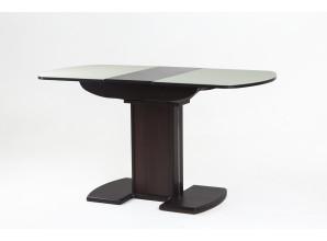 Стол раздвижной «Гала-20» (стекло)