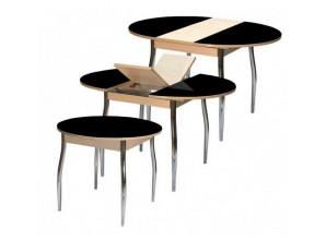 Стол раздвижной «Гала-3» (стекло)