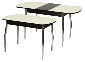 Стол раздвижной «Гала-7» (стекло)