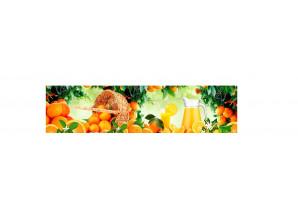 Декоративная панель AG-82 (Апельсиновый рай)