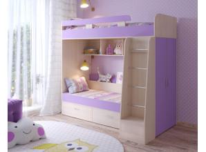 Кровать двухъярусная «Юниор-6»