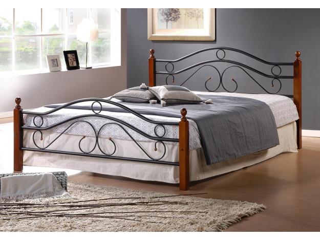Кровать кованая AT-803 (1.2/1.4/1.6/1.8м)