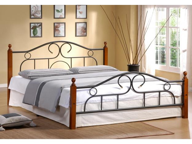 Кровать кованая AT-808 (0.9/1.4/1.6/1.8м)