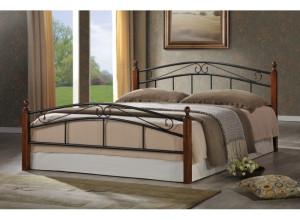 Кровать кованая AT-8077 (0.9/1.2/1.4/1.6м)