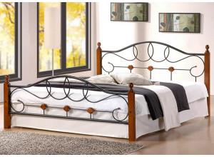 Кровать кованая AT-822 (1.4/1.6/1.8м)