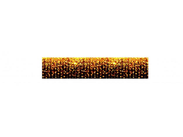 Декоративная панель BS-53 (Золотые огоньки)