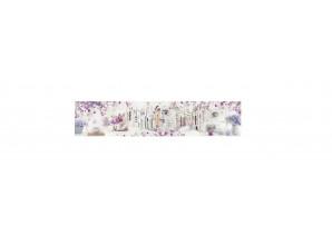 Декоративная панель BS-113 (Сиреневые улочки)